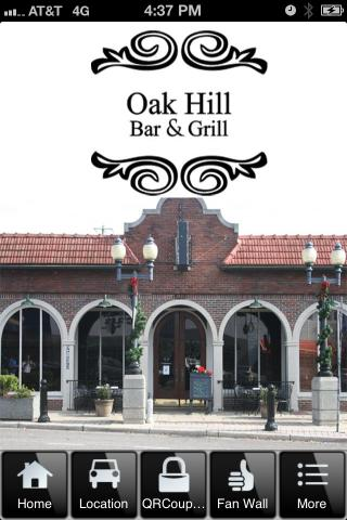 Oak Hill Bar Grill