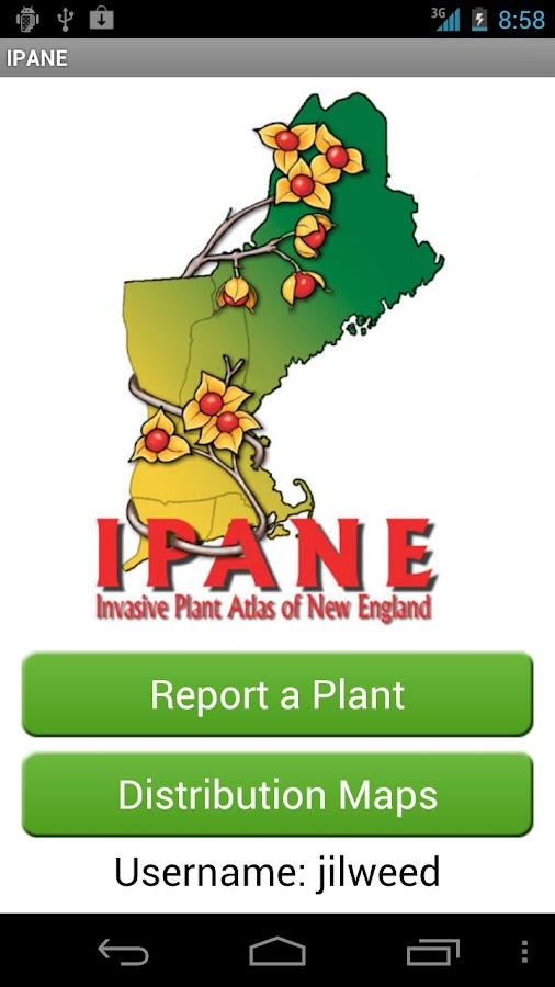 IPANE- screenshot