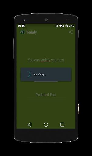 【免費娛樂App】Yodafy!-APP點子