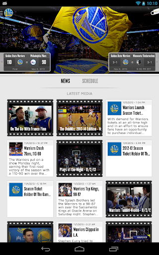 Golden State Warriors 2.4.2 screenshots 9