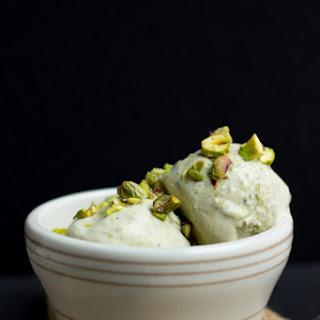 Pistachio Ice Cream {dairy-free}