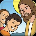 Children's Bible New Testament icon