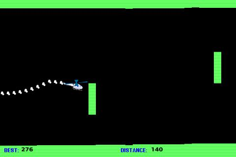 Copter Classic- screenshot