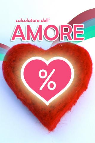 Calcolatore dell'Amore
