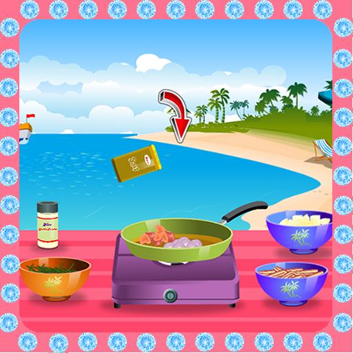 烹饪美味的鸡肉 休閒 App LOGO-APP試玩