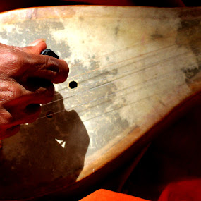 by Rana Ghosh - Artistic Objects Musical Instruments ( music of life )