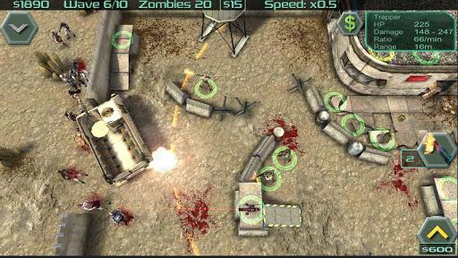 Zombie Defense 12.1 screenshots 11