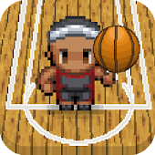 Basketball fun spin game