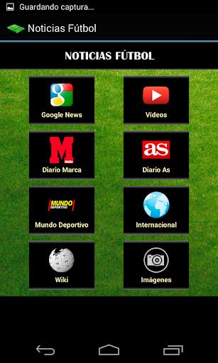 Noticias Fútbol
