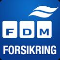 FDM Forsikring App icon