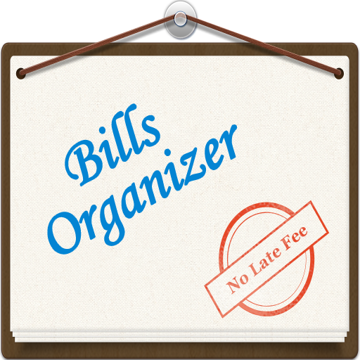 Bills Organizer LOGO-APP點子