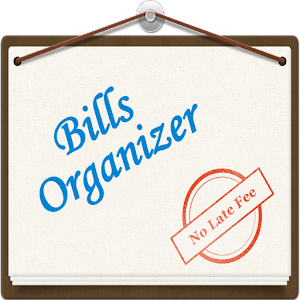 Bills Organizer icon