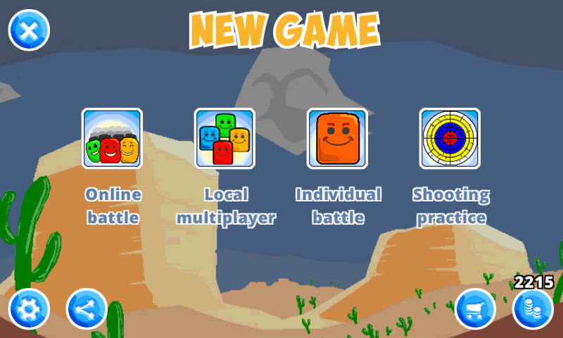Gunnimals [ONLINE MULTIPLAYER]- screenshot