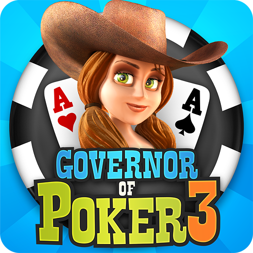 Governor of Poker 3 LOGO-APP點子