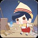Pinocchio  Bbae cacao theme icon