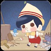 Pinocchio  Bbae cacao theme