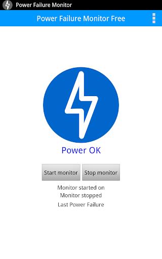 Power Failure Monitor Free
