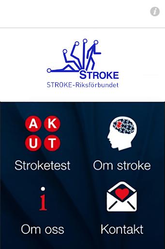 STROKE - Riksförbundet