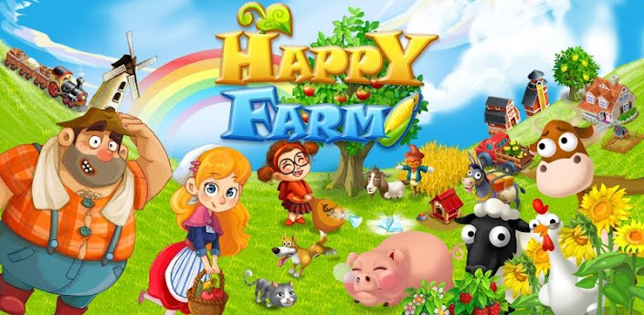 Happy Farm:Candy Day