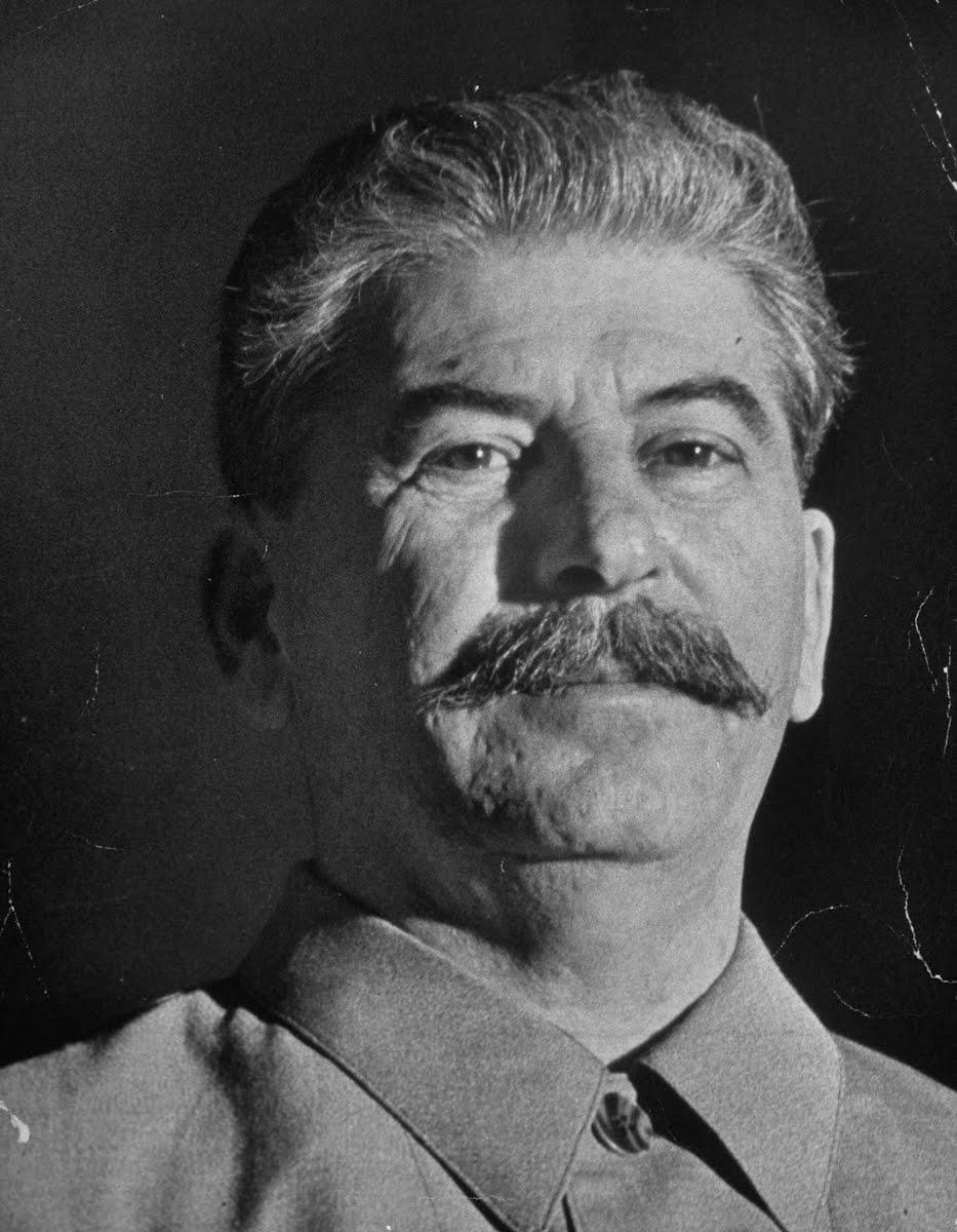 Ritratto ufficioso di Stalin, scattato da Margaret Bourke-White, durante la seconda guerra mondidale