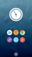 Screenshot of Flatee - Icon Pack