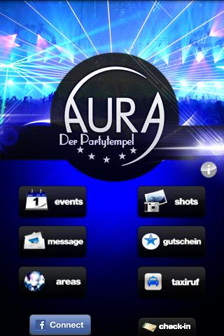 AURA - screenshot