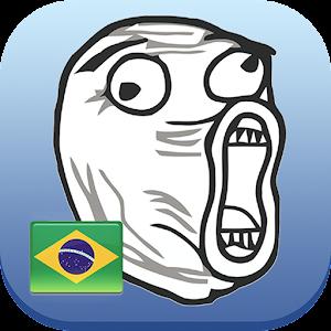 Piadas Brasil 漫畫 LOGO-玩APPs