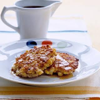 Corn Pancakes.