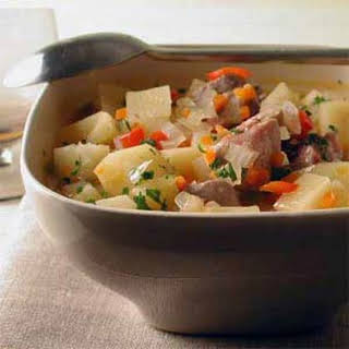 Marmitako (Fresh Tuna Stew).