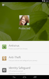 Avira Antivirus Security Screenshot 1