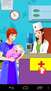 Baby Doctor Office Clinic - screenshot thumbnail