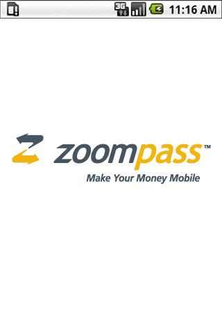 Zoompass - screenshot