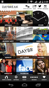 Daybreak Salon and Spa- screenshot thumbnail
