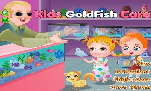 Kids GoldFish Care 休閒 App-癮科技App
