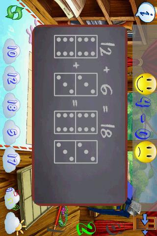 Kids - School - Addition - στιγμιότυπο οθόνης