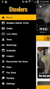 Pittsburgh Steelers- screenshot thumbnail
