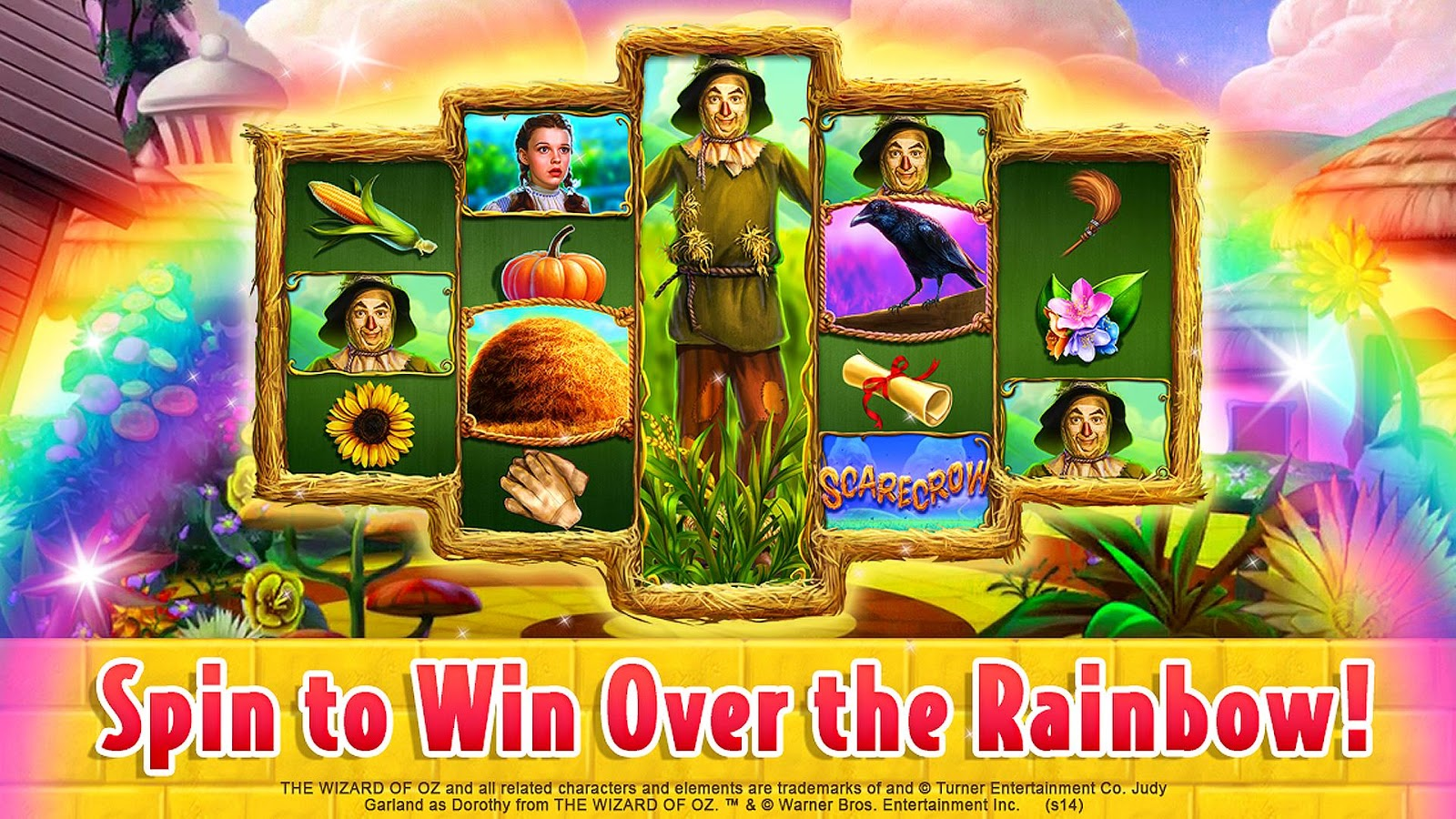 casino slots wizard of oz zynga