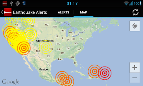 Earthquake Alerts Tracker v1.2.0