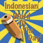 Indonesian Word a Day (FREE)