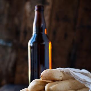 Italian Beer Bread Sticks