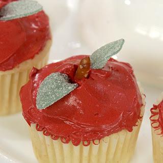 Apple Cupcakes.