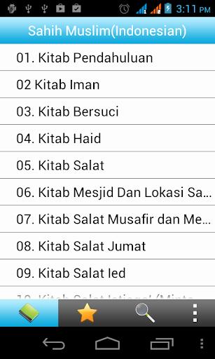 Sahih Muslim Indonesian