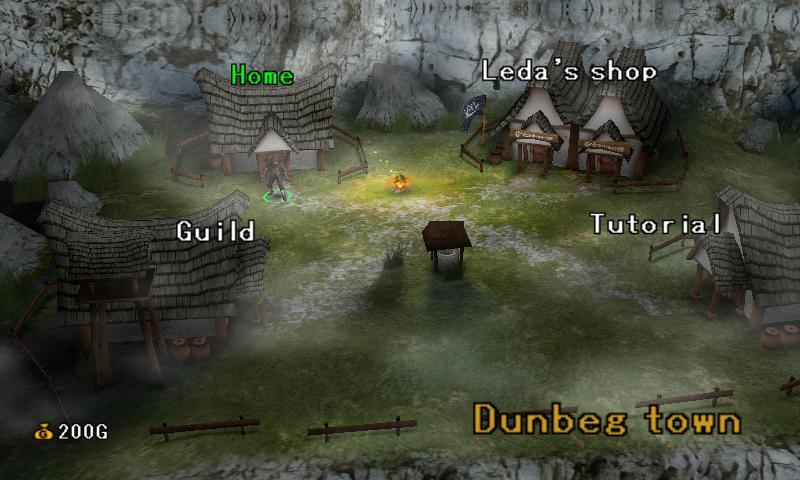 TRAP HUNTER -LOST GEAR- LITE- screenshot