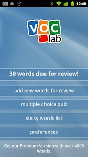 Learn Chinese Flashcards- screenshot thumbnail