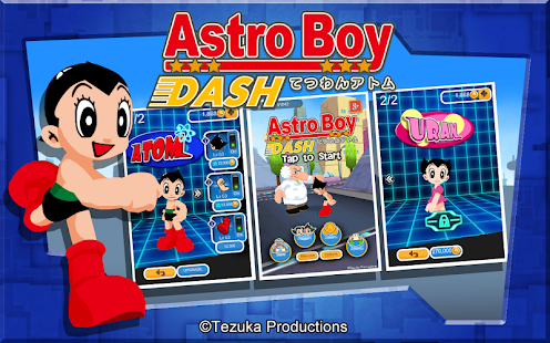 Astro Boy Dash - screenshot thumbnail