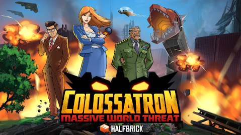Colossatron Screenshot 1
