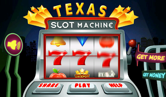 Texas Slot Machine - screenshot thumbnail