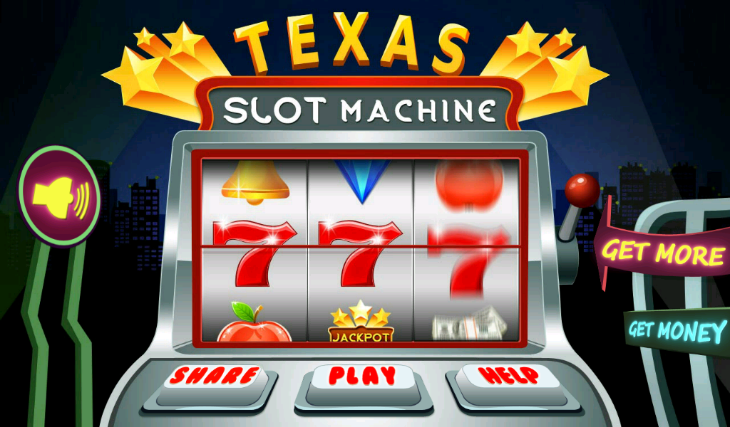 Texas Slot Machine - screenshot