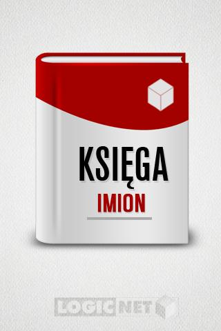 Księga Imion- screenshot