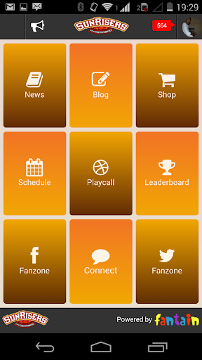 【免費體育競技App】SunRisers Hyderabad-APP點子